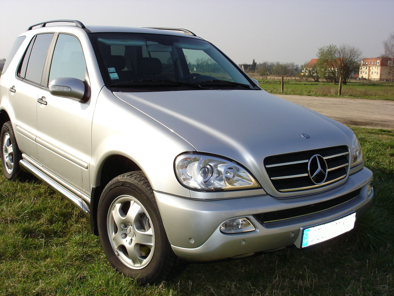 Mercedes - vends mercedes ml270 cdi phase 2
